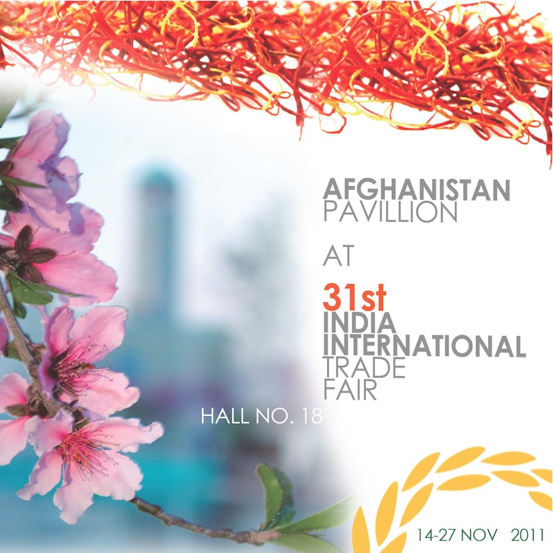 Booklet Design for India International Trade Fair